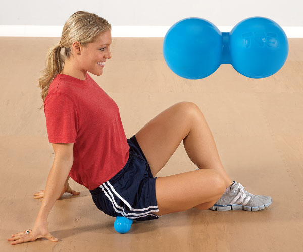 PB Elite Soft Molded Foam Rollers