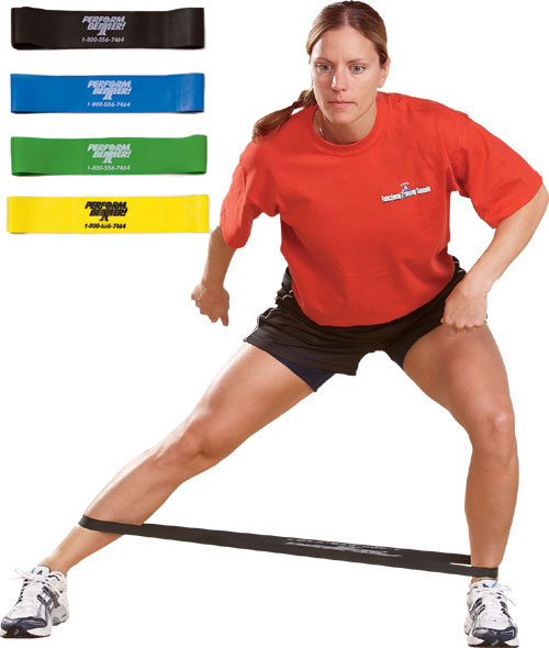 Mini Exercise Bands (Mini-Bands)
