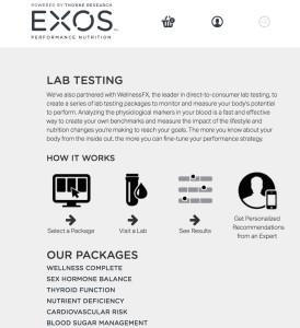 EXOS Labs