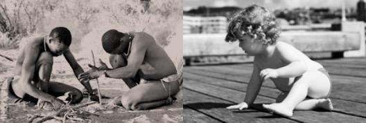 Primitive Postures of Restoration