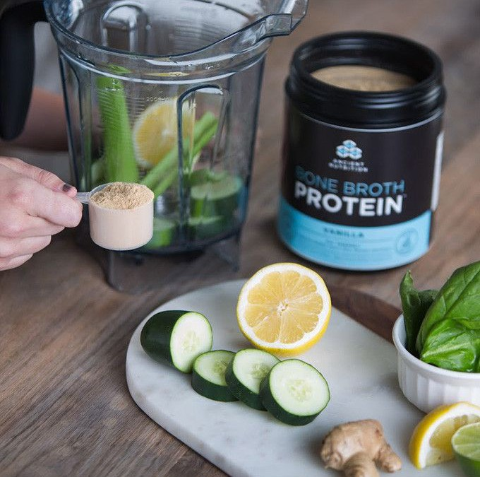 Bone Broth Protein by Ancient Nutrition