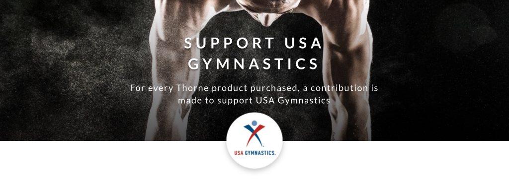 THORNE RESEARCH Gymnastics