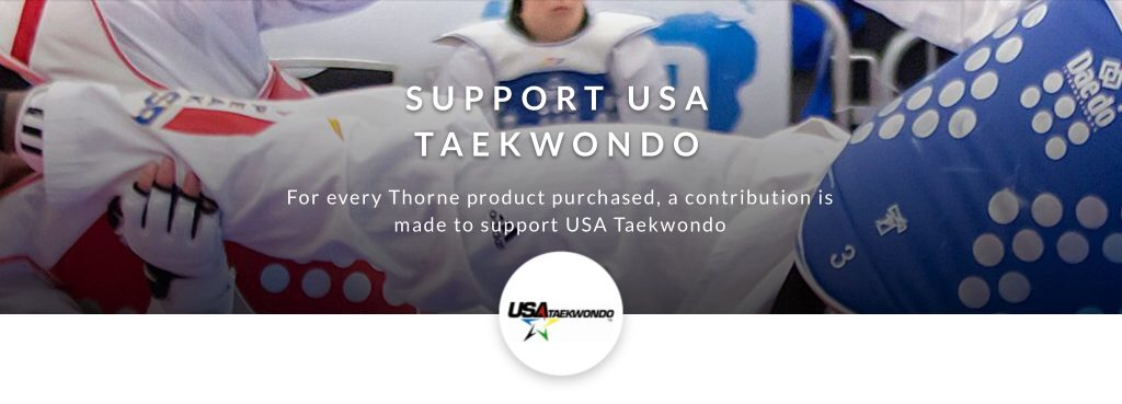 THORNE RESEARCH Taekwondo