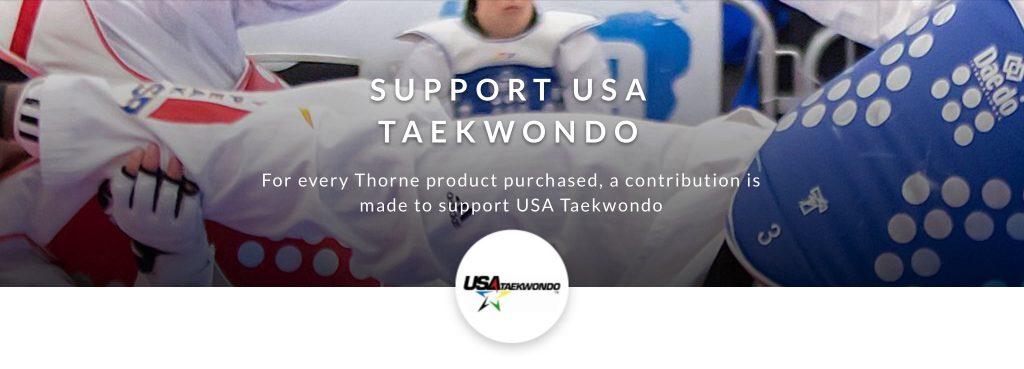 THORNE RESEARCH Taekwondo