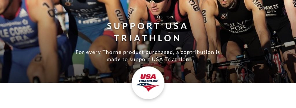 THORNE RESEARCH Triathlon